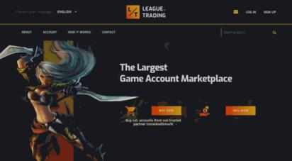 leagueoftrading.com