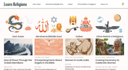learnreligions.com - learn religions - guide to the beliefs and religions of the world