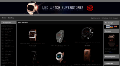 ledwatchstop.com - ledwatchstop