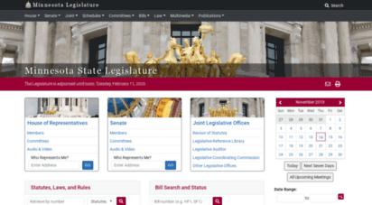 leg.mn - minnesota legislature
