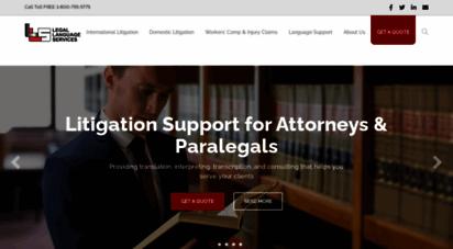 legallanguage.com