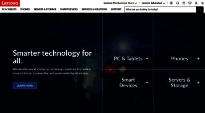 lenovo.com - offizielle lenovo de website  notebooks, tablets, pcs, rechenzentren, phones  lenovo deutschland