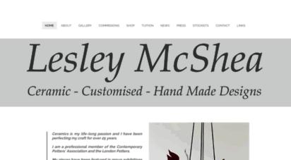 lesleymcshea.com - lesley mcshea