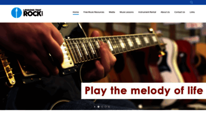 lessonsthatrock.com - lessonsthatrock.com - free music lessons, guitar tabs and more