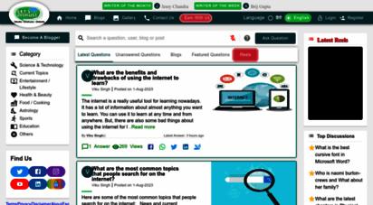 letsdiskuss.com - best question and answer platform  blog posting website in english