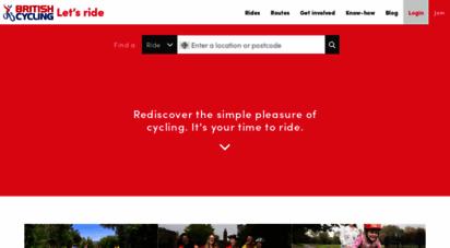 letsride.co.uk - let´s ride - homepage
