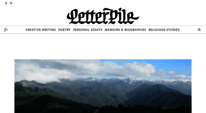 letterpile.com - letterpile - writing and literature