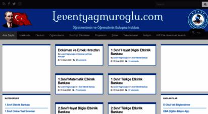 leventyagmuroglu.com - www.leventyagmuroglu.com