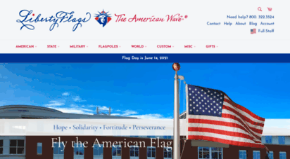 libertyflags.com -