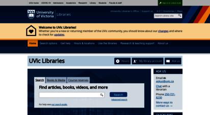 library.uvic.ca -