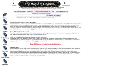 licorice.org