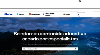 lifeder.com - ciencia, educacin, cultura y estilo de vida - lifeder