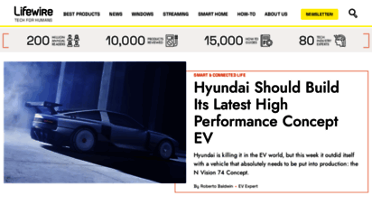 lifewire.com - lifewire: tech news, reviews, help & how-tos