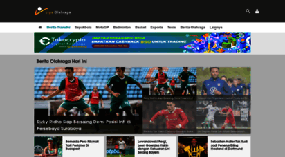 ligaolahraga.com - berita olahraga - terbaru hari ini  liga olahraga