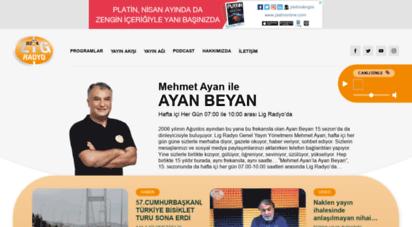 ligradyo.com.tr - lig radyo