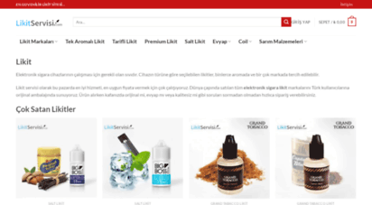 likitservisi.com - likit, elektronik sigara likit çeşitleri: likit servisi