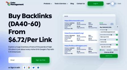 linksmanagement.com