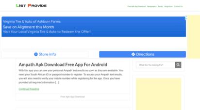 listprovide.com -
