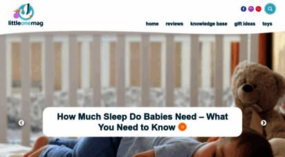 littleonemag.com - littleonemag - product guides and information for parents