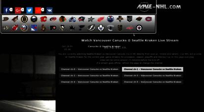 live-nhl.com