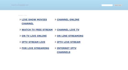 live-tv-channels.net