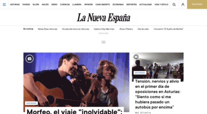 lne.es - la nueva españa - diario independiente de asturias