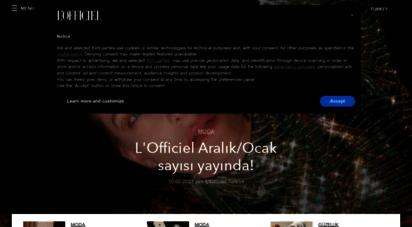 lofficiel.com.tr