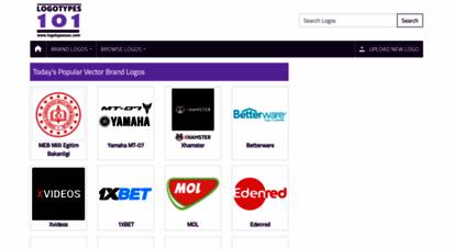 logotypes101.com - free vector logos - corporate logos - company and brand : logotypes101.com