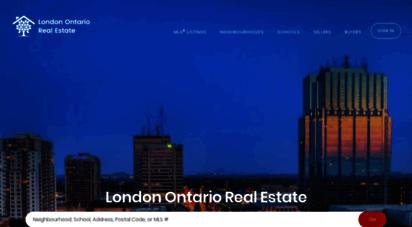 londonontariorealestate.com - london ontario real estate  homes for sale - mls® listings