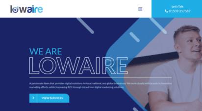 lowaire.com -