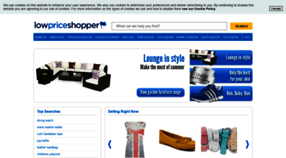 lowpriceshopper.co.uk - compare prices and shop online for great deals at lowpriceshopper.co.uk