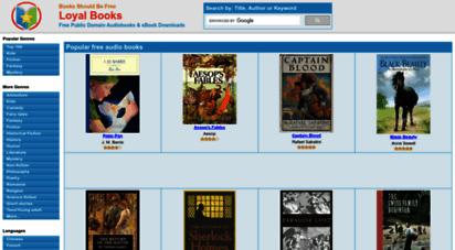 loyalbooks.com - 7,000 free audio books & ebook downloads - loyal books