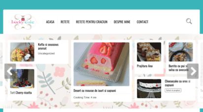 luckycake.ro - lucky cake - retete  gust  savoare