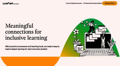 lumenlearning.com - lumen learning  open for student success