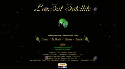 luxsat.eu - luxsat satellite het beste van belgie en nederland