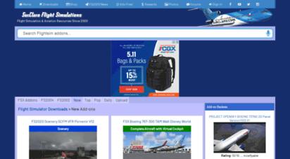 Welcome to M surclaro com - New Flight Simulator Downloads Addons