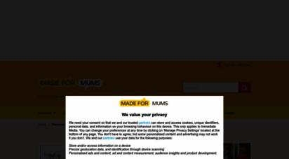 madeformums.com -