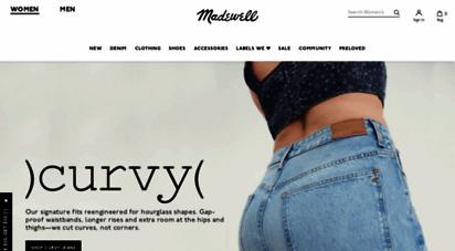 madewell.com -