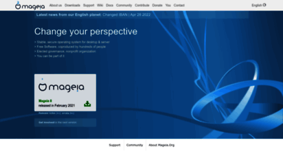 mageia.org - home of the mageia project