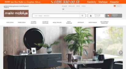 mahirmobilya.net - anasayfa : mahir mobilya