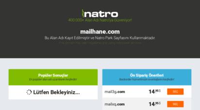 mailhane.com