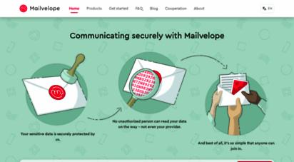 mailvelope.com - mailvelope