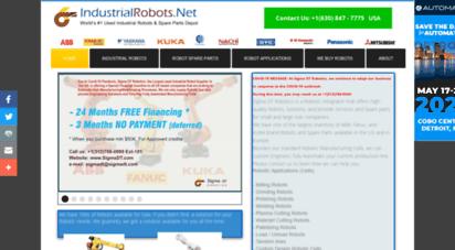 Welcome to Makina com - Abb Fanuc Kuka Yaskawa Motoman Robotic