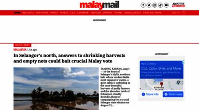 malaymail.com - malay mail  breaking news, malaysia, world, lifestyle news