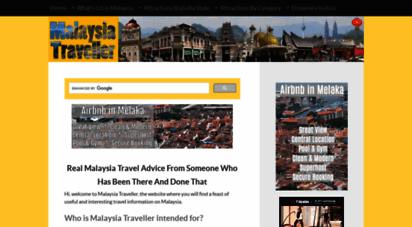 malaysia-traveller.com - malaysia travel, guide to hidden tourism gems