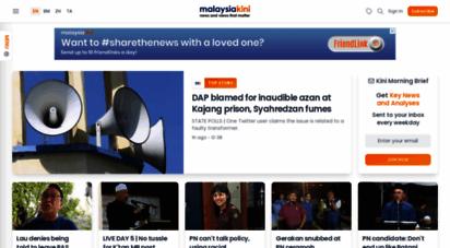 malaysiakini.com - malaysiakini
