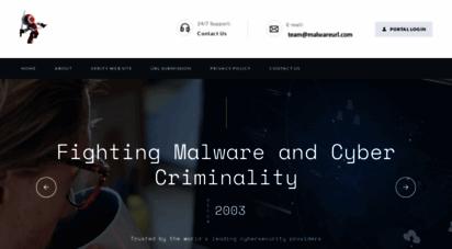malwareurl.com