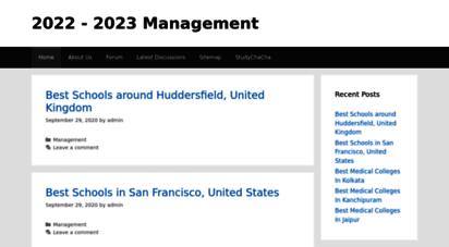 management.ind.in - 2018-2019 management