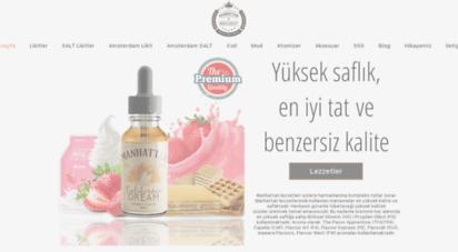 manhattanlikit.com - manhattan likit  türkiye´nin en kaliteli likitleri, elektronik sigara, e-sigara