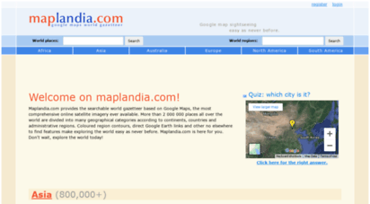 maplandia.com